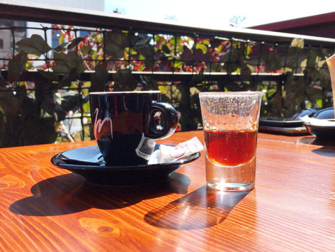From Žminj to the World - Story about Coffee