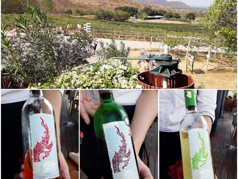 Monsoon Valley - in the realm of tropical wines