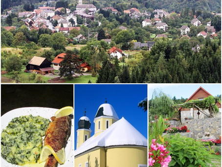 Vrbovsko - Place filled with wild romance