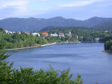 Fužine - place of lakes and magnificent cuisine