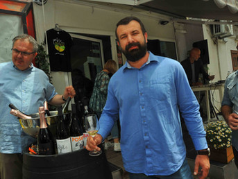 Testament and Black Island Winery - world success for Babić and Pošip