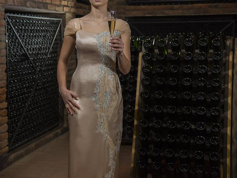 Crowining of the Wine Queen of Slovenia