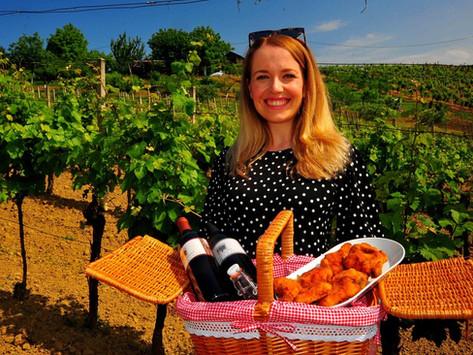 Piknik u vinogradu Kos-Jurišić