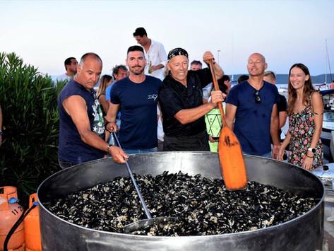 Dobropoljanski gušti - a hit of the DUM association