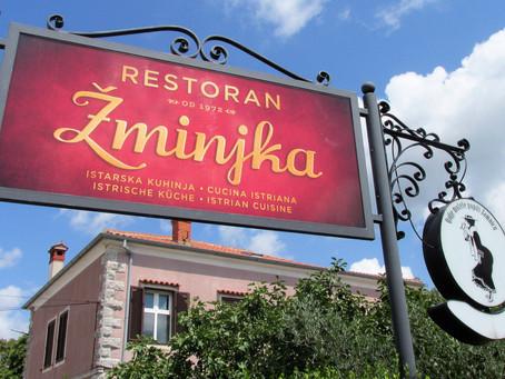 Hearty Istrian Cuisine in the Tavern Žminjka