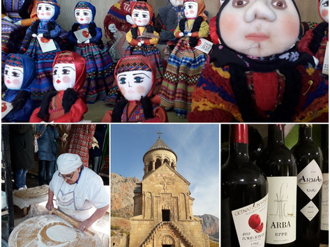 Armenia - The Hidden Cuisine of the Caucasus