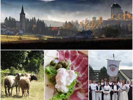Brinje - Lika Experience under the Mighty Sokolac
