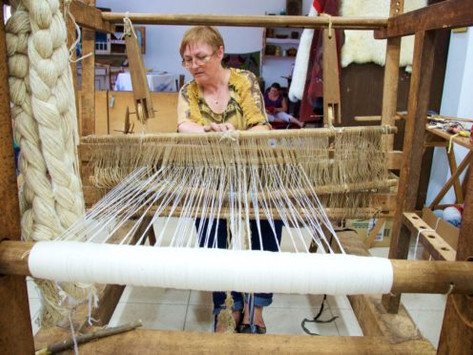 Tradition Woven in Wool