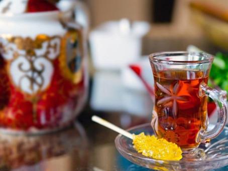 Čaj - okus Irana