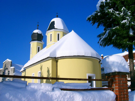 Visit to the monastery Gomirje
