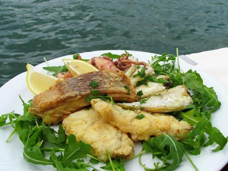 Forgotten meals of Dobrinj in the restaurant Žal