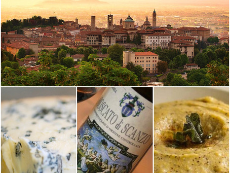 Bergamo - culinary centre of Northern Italy