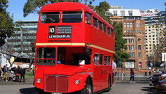 LONDON AEC ROUTEMASTER 1708