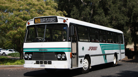 FOREST COACH LINES - VOLVO B58 5996