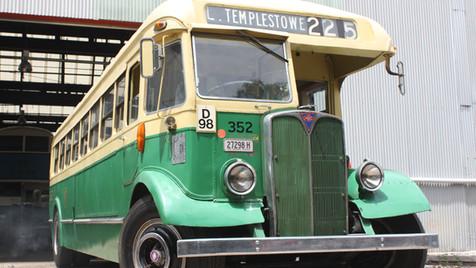 MELBOURNE AEC REGAL III - 352