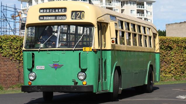 AEC REGAL IV - 3197