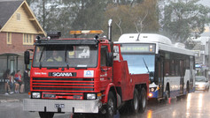 SCANIA 112H TOW TRUCK - CT 035