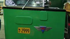 AEC REGAL IV TRAINING CAB - 2999