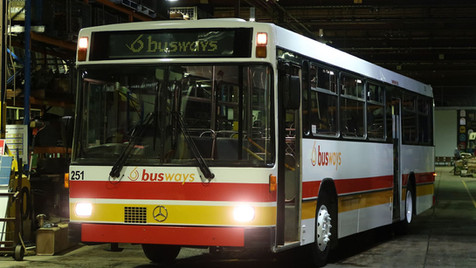 BUSWAYS - MERCEDES-BENZ O405 251