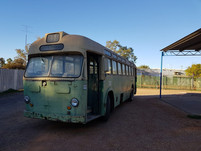 2713 in its current state at Lightning Ridge, NSW. Image: Scott Wilson
