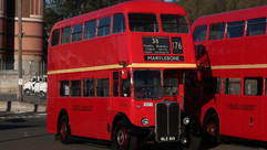 LONDON AEC RT 3708
