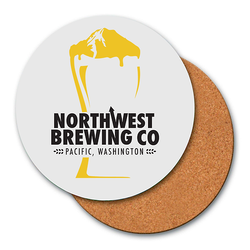 Northwest Brewery Coaster Pack of 10