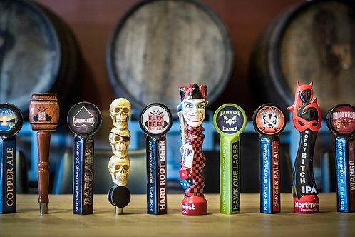Northwest Brewery Taphandles