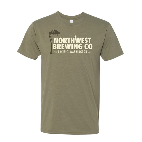 Northwest Brewing Company Men's T-Shirt