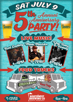 5th anniversary party MED