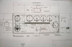 NW BREWED Brewery floor plan