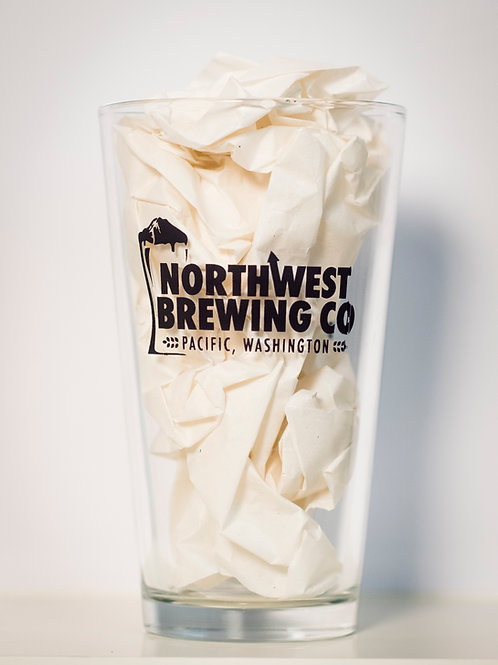 Northwest Brewery Pint Glasses (Pack of 4)