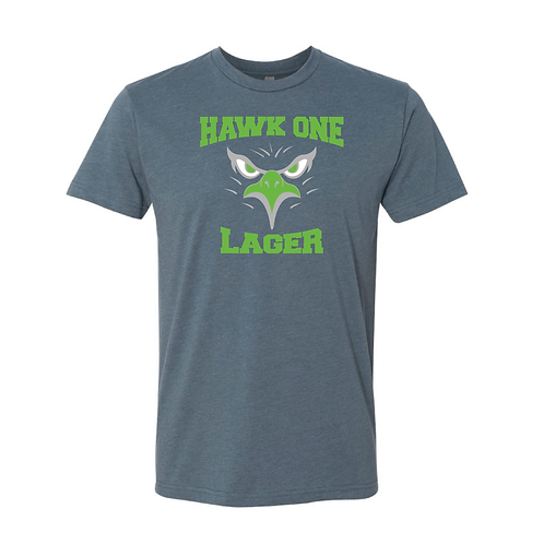 Hawk One Lager Men's T-Shirt