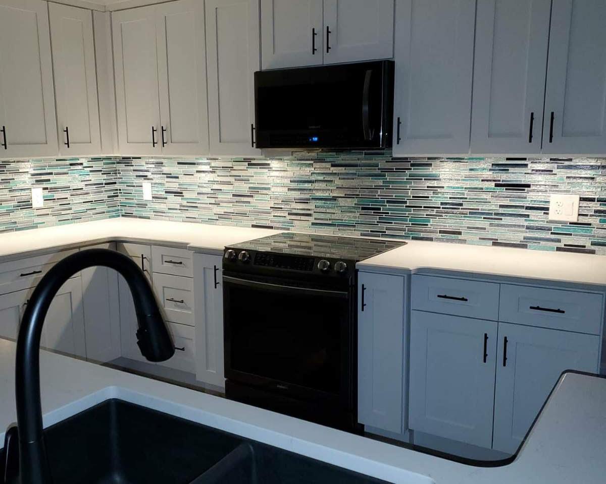 Kitchen and Back Splash