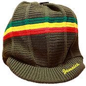 Rasta Knit Hat