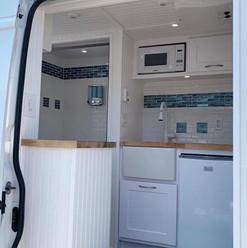 Van Conversion Kitchen