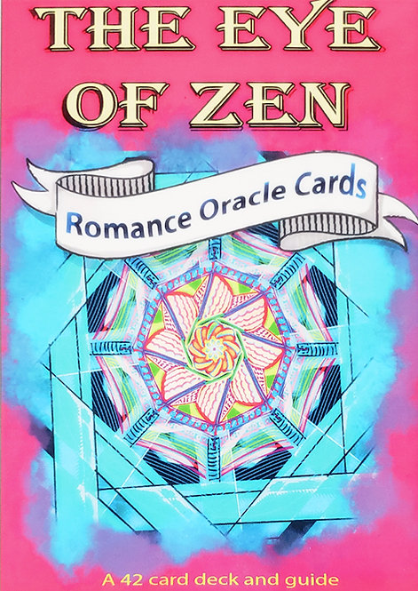 The Eye of Zen - Romance Oracle Cards - Pre order