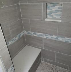 Master Bath - inset