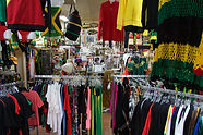 Inside Lady B Boutique Jamaican Clothes