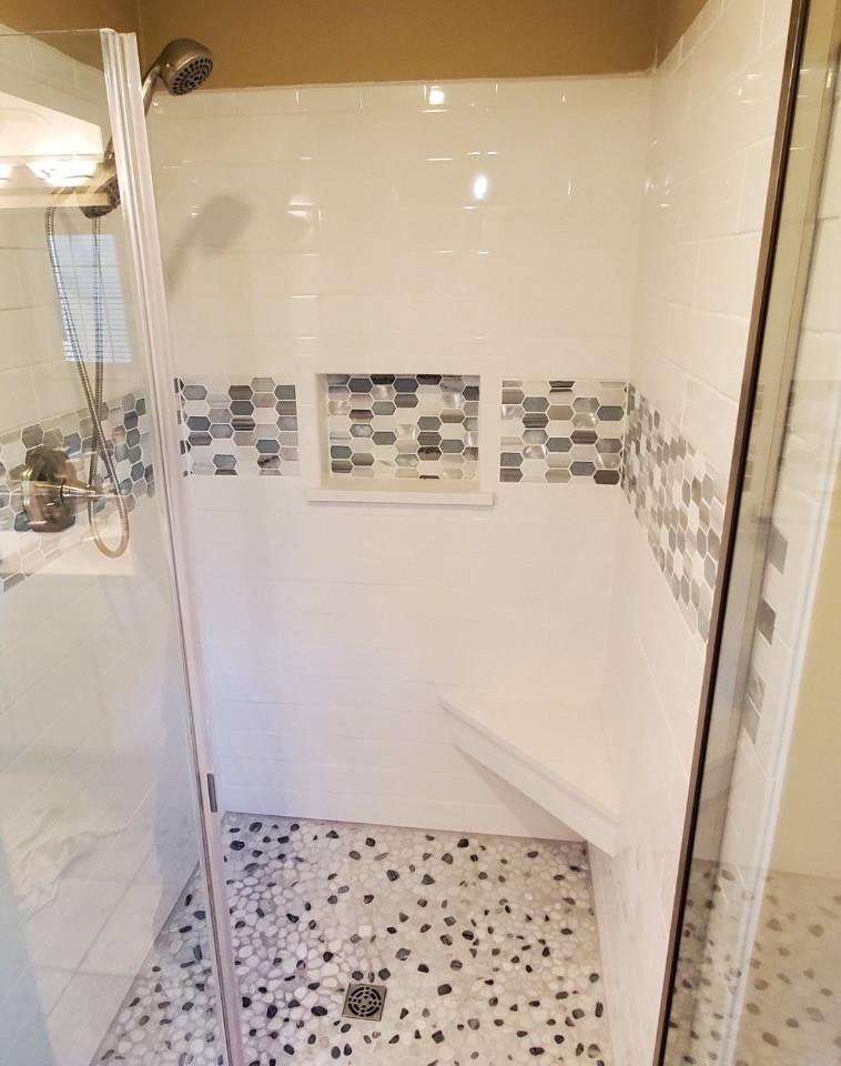 Master Bath - Tile