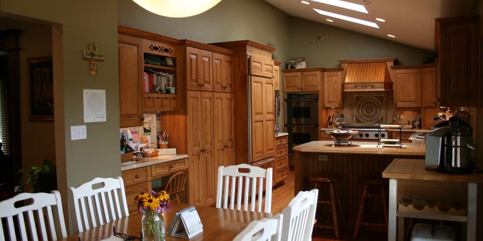 Hickory Kitchen - Seating