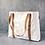 Thumbnail: Сумка-шоппер Aslog KFW Kraft White