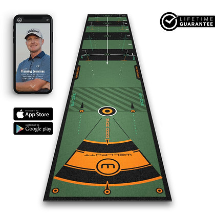 Wellputt: Mat 10FT/3M