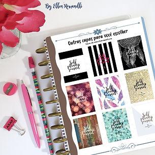 Self planner journal 2018 by Ellen Romanelli