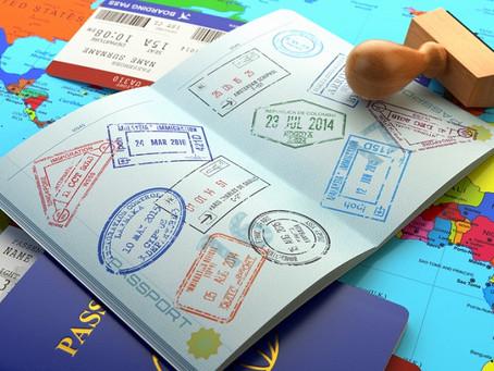 Documentos e vistos #6 - Como planejar uma LONGA viagem gastando menos