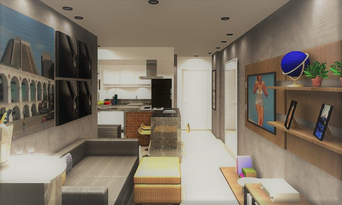 Apartamento Prata