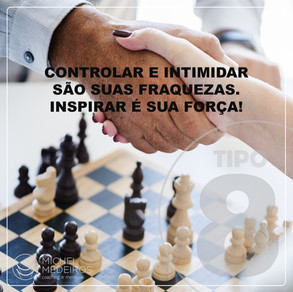 8 - O DESAFIADOR