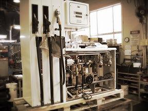 Auto LPG Dispenser Assembly