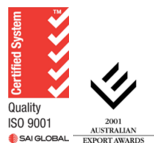 Batchen ISO 9001 Quality & Export Awards