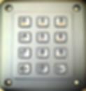 Dispenser Programming Keypad