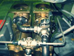 Auto LPG meter component